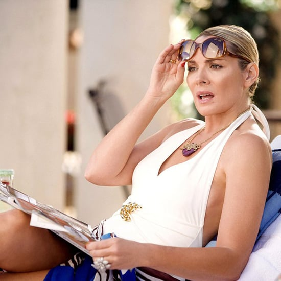 Sex and the City Kim Cattrall Style | Pictures