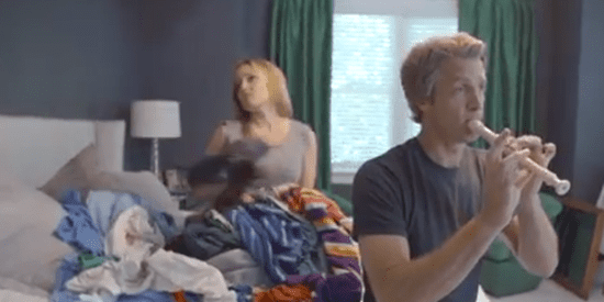 This Justin Bieber Parody Is Perfect For Parents Of Messy Kids