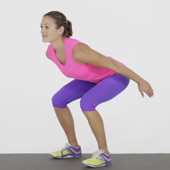 Squat Jump Variation