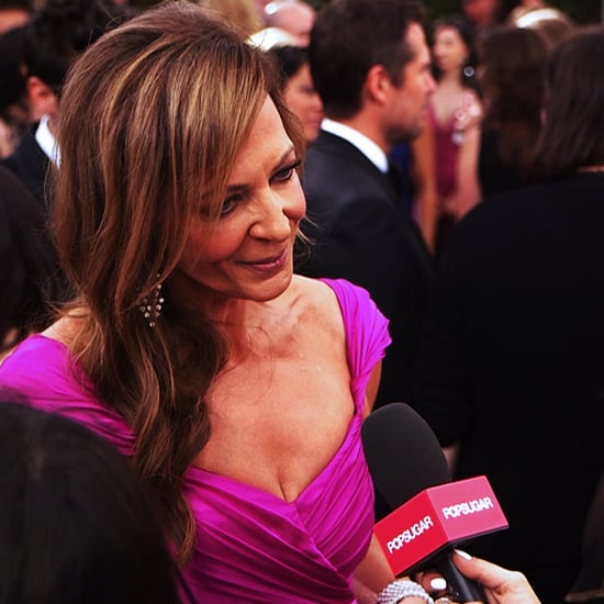 Allison Janney Interview at Emmy Awards 2013 | Video
