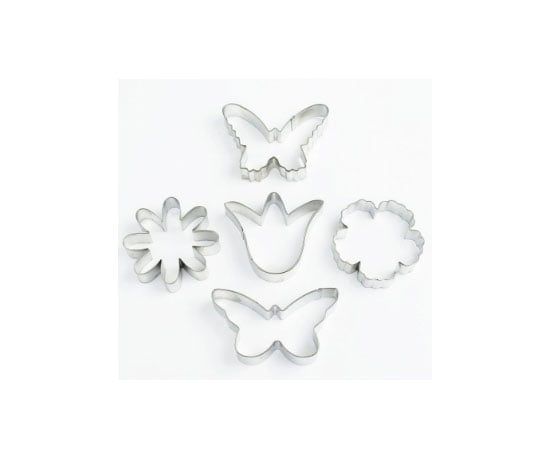 Spring Flowers Cookie Cutters