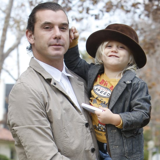 Gwen Stefani Family Thanksgiving Pictures