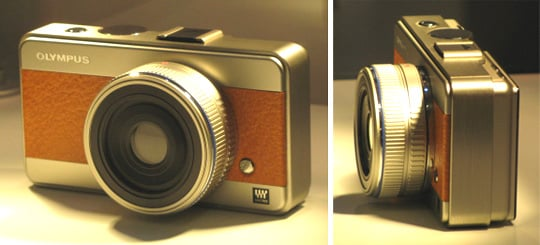 Olympus Retro Micro Four Thirds Camera: Love It or Leave It?