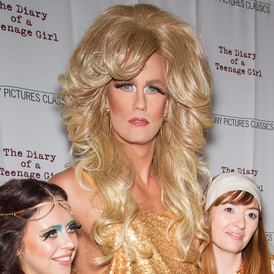 Alexander Skarsgard Hits the Red Carpet in Full Drag — and Looks Amazing
