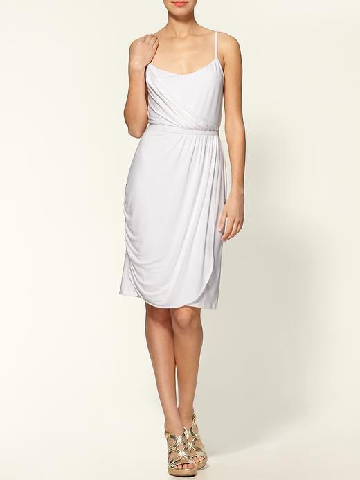 Michael Stars Lena Scoop Cami Draped Dress ($148)