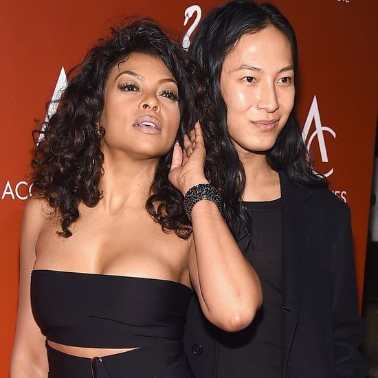 Taraji P. Henson in Sexy Alexander Wang at 2015 ACE Awards