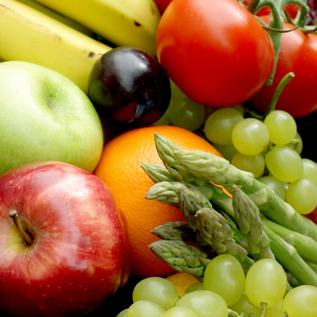 Eat More Fruits and Veggies