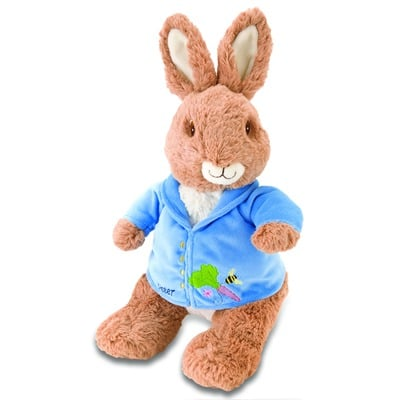Peter Rabbit Plush Bunny