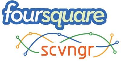 Foursquare vs. SCVNGR