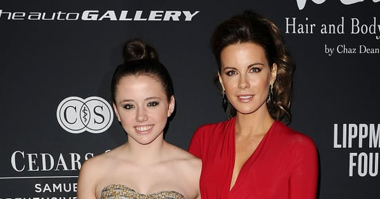 Kate Beckinsale Recreates Birth Photo with Teenage Daughter Lily, Ex Michael Sheen