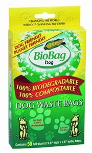 Biodegradable BioBags to Scoop Poop and be Eco Friendly