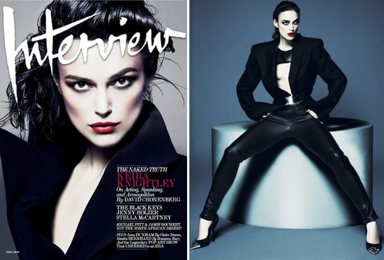 "Keira Knightley Gets Moody to Talk Spanking and Her ""Russian Moment"" in Interview"