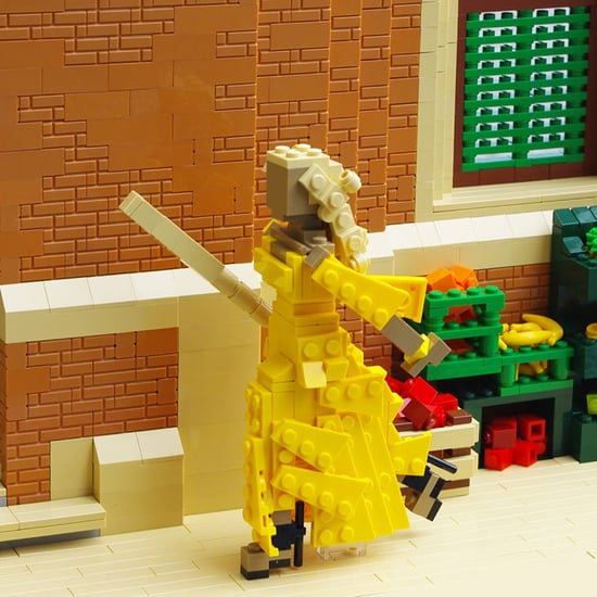 Beyoncé Lemonade Made From Legos