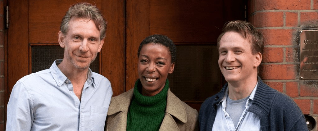 Harry Potter and the Cursed Child Casts Harry, Hermione, and Ron!