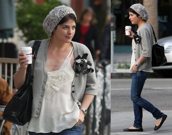The Look For Less: Selma Blair