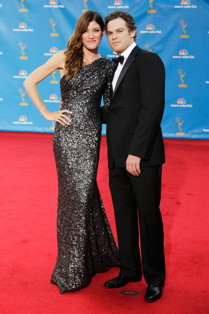 Jennifer Carpenter and Michael C. Hall