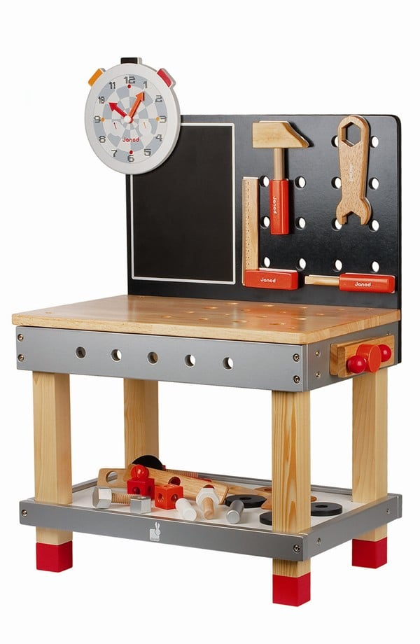 Janod Grow-with-Me Tool Bench
