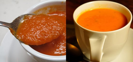 Would You Rather Eat Creamless or Creamy Tomato Soup?
