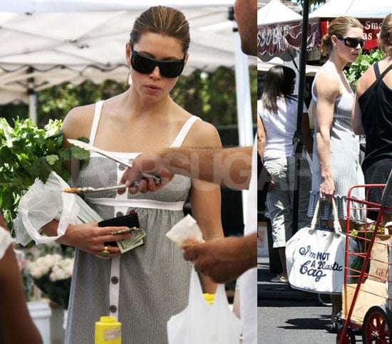 Jessica Goes To Market