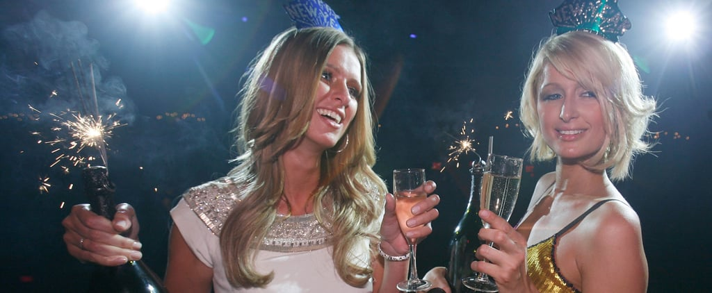 Cheers to 2015! See the Stars Popping Bottles