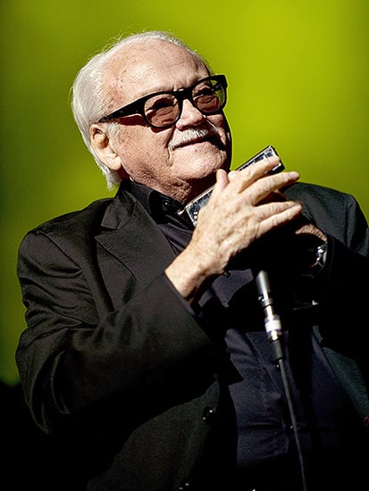 Toots Thielemans, Jazz Legend Famous for the Sesame Street Theme, Dies at 94