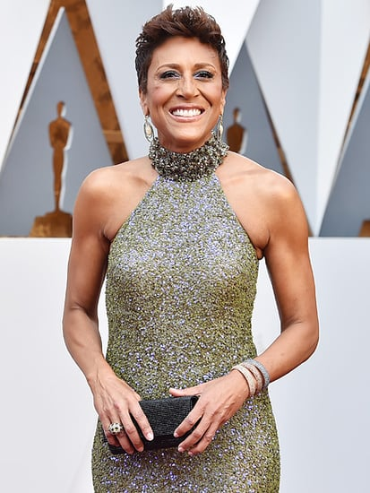 Robin Roberts Says Her Body Changed Drastically During Her Cancer Battle: 'I Was Down to Like 115 Lbs'
