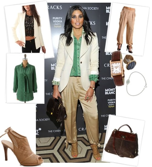 Pictures of Rachel Roy Style