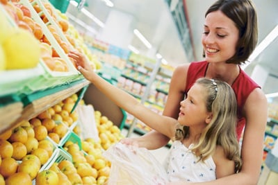 6 Tips for Food Shopping on a Budget