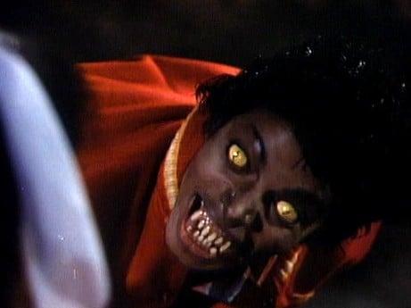 "Flashback: Michael Jackson's ""Thriller"""