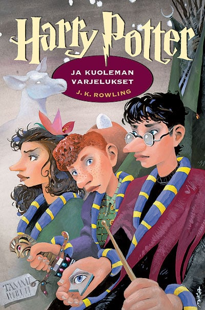 Harry Potter and the Deathly Hallows, Finland
