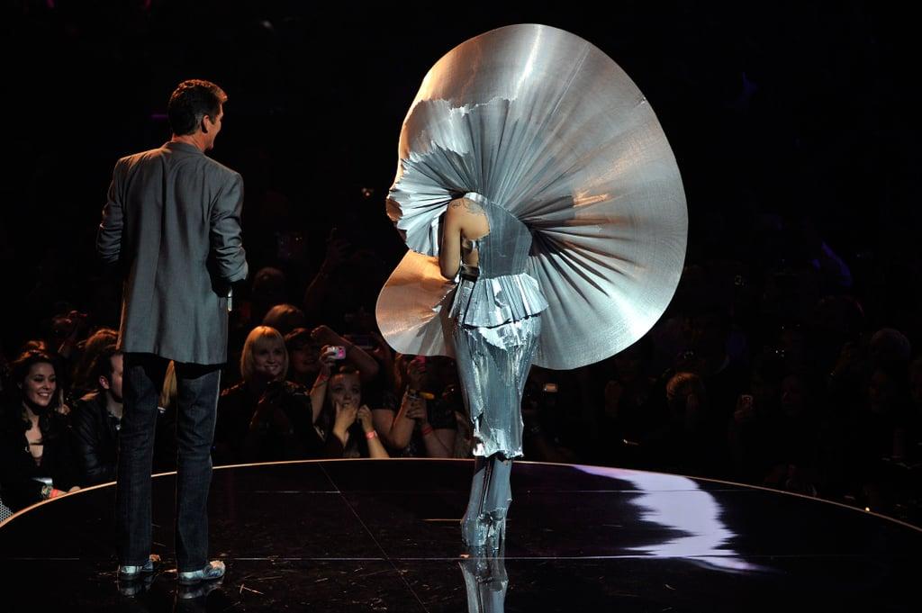 A Giant Satellite Dish