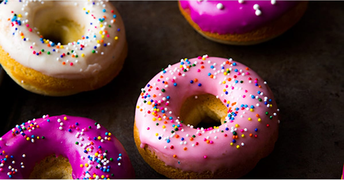 Homemade Baked Doughnut Recipes Popsugar Food