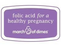 Label Able: Folic Acid Seal