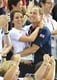Kate Middleton and Prince William's 2012 Olympics Hug