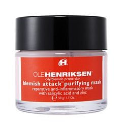 Wednesday Giveaway! Ole Henriksen Blemish Attack Purifying Mask