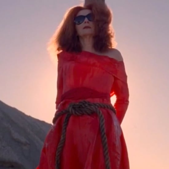 Myrtle Snow Balenciaga Shout on American Horror Story: Coven