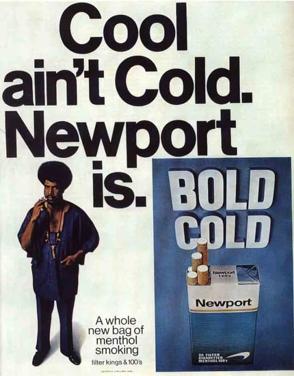 Black Lawmakers Are Not Kool With Menthol Cigarettes