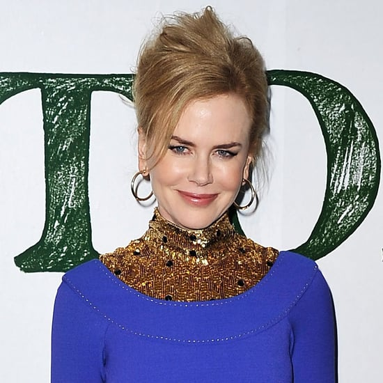 Nicole Kidman at Stoker Premiere in L'Wren Scott Dress