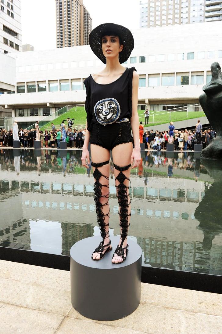 Spring 2011 New York Fashion Week: Catherine Malandrino