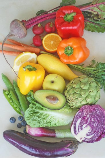 Eat Colorful Produce