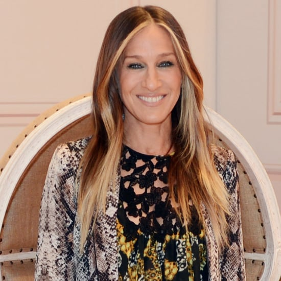 Sarah Jessica Parker Shoes Interview