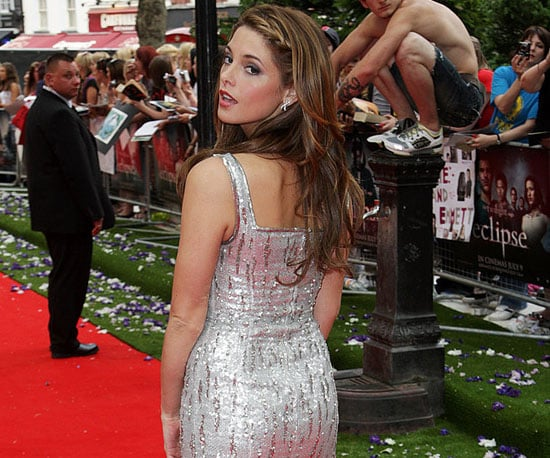 Watch Exclusive Video of Ashley Greene Answering Questions At London Twilight Eclipse Press Conference