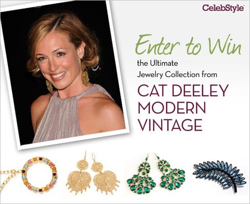Enter to Win the Ultimate Jewelry Collection From Cat Deeley Modern Vintage 2010-06-14 11:00:00