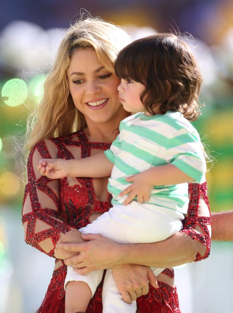 Shakira's Hair Evolution From Redheaded Rebel to Caramel-Blond Mom