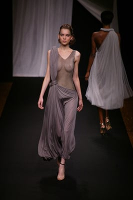 Paris Fashion Week: Anne Valérie Hash Spring 2009