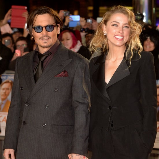 Johnny Depp and Amber Heard Married