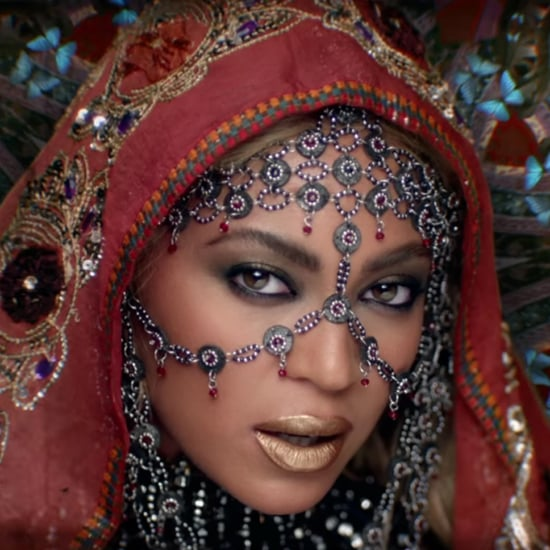 "Coldplay and Beyonce's ""Hymn For the Weekend"" Music Video"