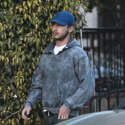 Shia LaBeouf Out in LA 2008-03-20 23:56:30