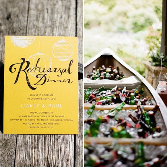 Not Sure Who To Invite To The Rehearsal Dinner Wedding Roundup DIY Decor
