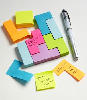 Block Sticky Notes
